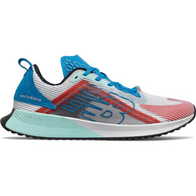 New Balance Echo Lucent Running Shoes Men, white/vision blue